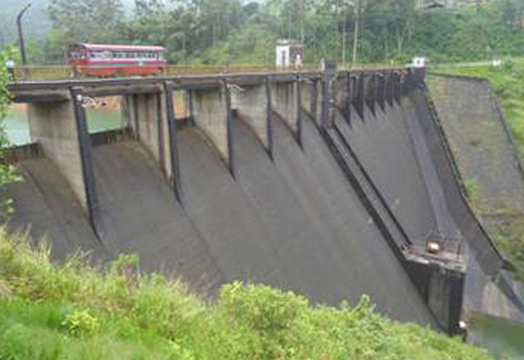 Casalreigh Dam