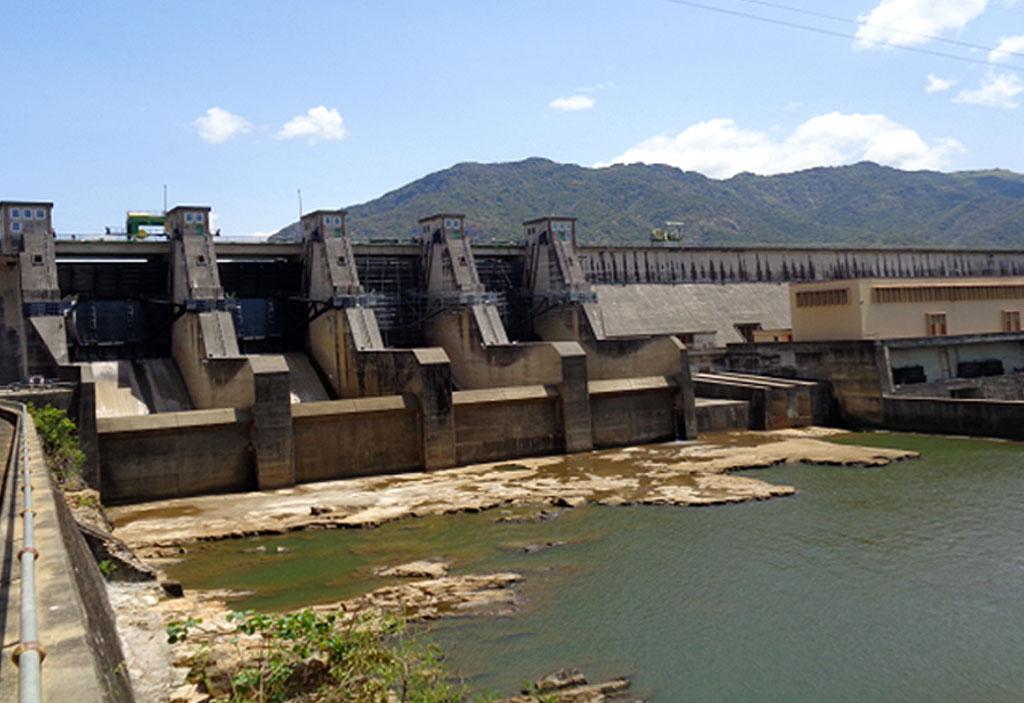 Rantambe Dam